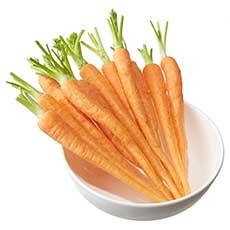 Baby Orange Carrot
